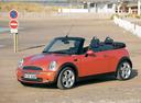 Фото авто Mini Cabrio R52, ракурс: 45