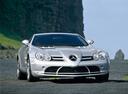 Фото авто Mercedes-Benz SLR-Класс C199,  цвет: серебряный