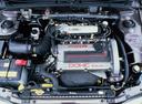Фото авто Hyundai Lantra J1, ракурс: двигатель