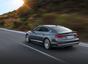 Фото авто Audi A5 2 поколение, ракурс: 135 цвет: серый