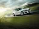 Фото авто Alpina D3 F30/F31, ракурс: 315 цвет: белый