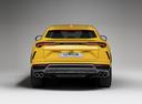 Фото авто Lamborghini Urus 1 поколение, ракурс: 180 цвет: желтый