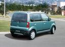 Фото авто Mitsubishi eK H81W, ракурс: 225 цвет: зеленый
