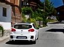 Фото авто Kia Cee'd 2 поколение, ракурс: 180 цвет: белый