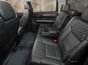 Фото авто Toyota Tundra 2 поколение [2-й рестайлинг], ракурс: задние сиденья