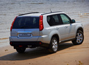 Фото авто Nissan X-Trail T31, ракурс: 225 цвет: белый