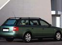 Фото авто Audi A6 4B/C5, ракурс: 225 цвет: зеленый