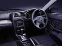 Фото авто Subaru Legacy 3 поколение, ракурс: торпедо