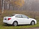 Фото авто FAW Besturn B50 1 поколение [рестайлинг], ракурс: 270 цвет: белый
