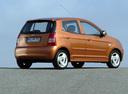 Фото авто Kia Picanto 1 поколение, ракурс: 225 цвет: коричневый