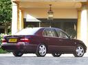 Фото авто Lexus LS 3 поколение [рестайлинг], ракурс: 225