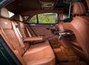 Фото авто Bentley Mulsanne 2 поколение [рестайлинг], ракурс: задние сиденья цвет: зеленый