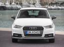 Фото авто Audi A1 8X [рестайлинг],  цвет: белый