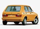 Фото авто Volkswagen Citi Golf 1 поколение [рестайлинг], ракурс: 225