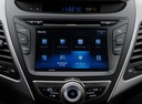 Фото авто Hyundai Elantra MD [рестайлинг], ракурс: центральная консоль