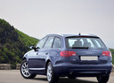 Фото авто Audi A6 4F/C6, ракурс: 135 цвет: синий