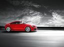 Фото авто Audi TT 8J [рестайлинг], ракурс: 270 цвет: красный