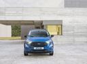 Фото авто Ford EcoSport 2 поколение [рестайлинг],  цвет: синий