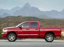 Фото авто Dodge Ram 3 поколение [рестайлинг], ракурс: 90 цвет: красный