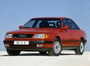 Фото авто Audi 100 4A/C4, ракурс: 45