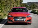 Фото авто Audi S5 2 поколение,  цвет: оранжевый