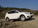 Фото авто Geely Emgrand X7 1 поколение, ракурс: 315 цвет: белый