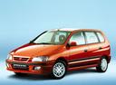Фото авто Mitsubishi Space Star 1 поколение, ракурс: 45