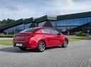 Фото авто Kia Rio 4 поколение, ракурс: 225 цвет: бордовый