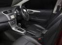 Фото авто Nissan Sentra B17, ракурс: сиденье