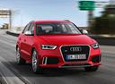 Фото авто Audi RS Q3 8U, ракурс: 315 цвет: красный