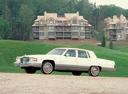 Фото авто Cadillac Brougham 1 поколение, ракурс: 90