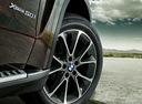Фото авто BMW X5 F15, ракурс: колесо цвет: коричневый