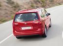 Фото авто SEAT Alhambra 2 поколение, ракурс: 180 цвет: красный