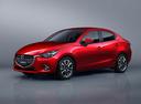 Фото авто Mazda 2 DJ, ракурс: 45 цвет: красный