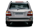 Фото авто Toyota Land Cruiser J100 [2-й рестайлинг], ракурс: 180