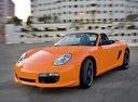 Фото авто Porsche Boxster 987, ракурс: 45