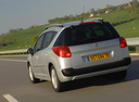Фото авто Peugeot 207 1 поколение, ракурс: 180