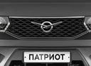Фото авто УАЗ Patriot 2 поколение [рестайлинг], ракурс: шильдик