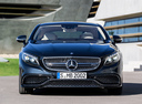 Фото авто Mercedes-Benz S-Класс W222/C217/A217,  цвет: синий