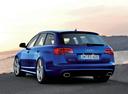 Фото авто Audi RS 6 C6, ракурс: 135