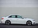 Фото авто Audi A4 B9, ракурс: 270 цвет: белый