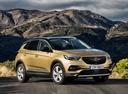 Фото авто Opel Grandland X 1 поколение, ракурс: 315 цвет: золотой