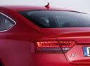 Фото авто Audi A5 8T, ракурс: задние фонари цвет: красный
