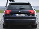 Фото авто Citroen C5 2 поколение, ракурс: 180 цвет: черный