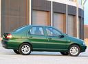 Фото авто Fiat Siena 1 поколение [рестайлинг], ракурс: 270