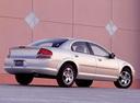 Фото авто Dodge Stratus 2 поколение, ракурс: 225