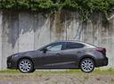 Фото авто Mazda 3 BM, ракурс: 90 цвет: коричневый