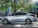 Фото авто Hyundai Elantra MD [рестайлинг], ракурс: 90 цвет: серый