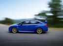 Фото авто Subaru Impreza 4 поколение, ракурс: 90 цвет: синий