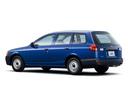 Фото авто Nissan AD Y11, ракурс: 135 цвет: синий